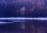 晩秋の野々海