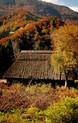 小赤沢の保存民家